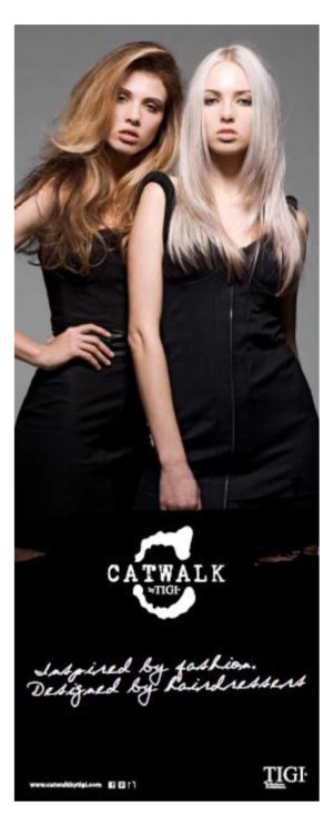 catwalk tigi girls